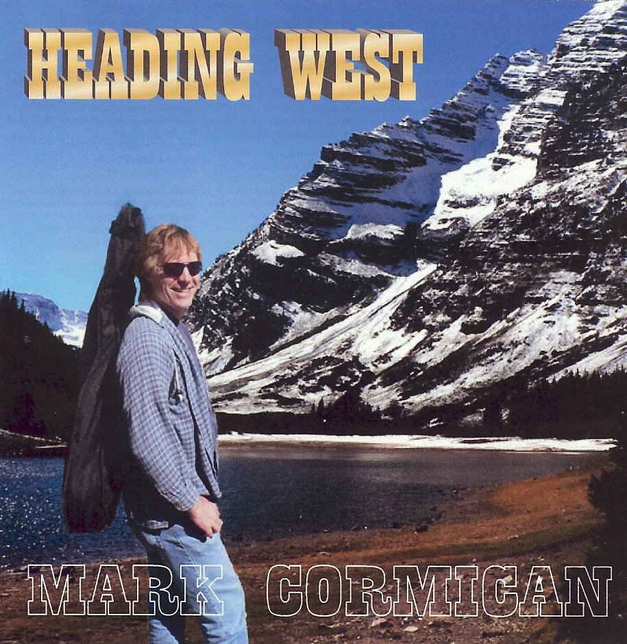 Heading West CD Cover